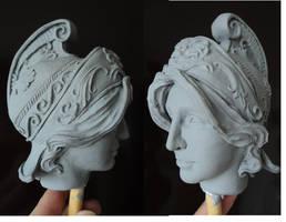 angel ramor by JOPUTAPELIRROJO