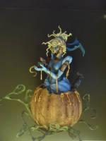 happy hallowen -twisted cinderella by JOPUTAPELIRROJO