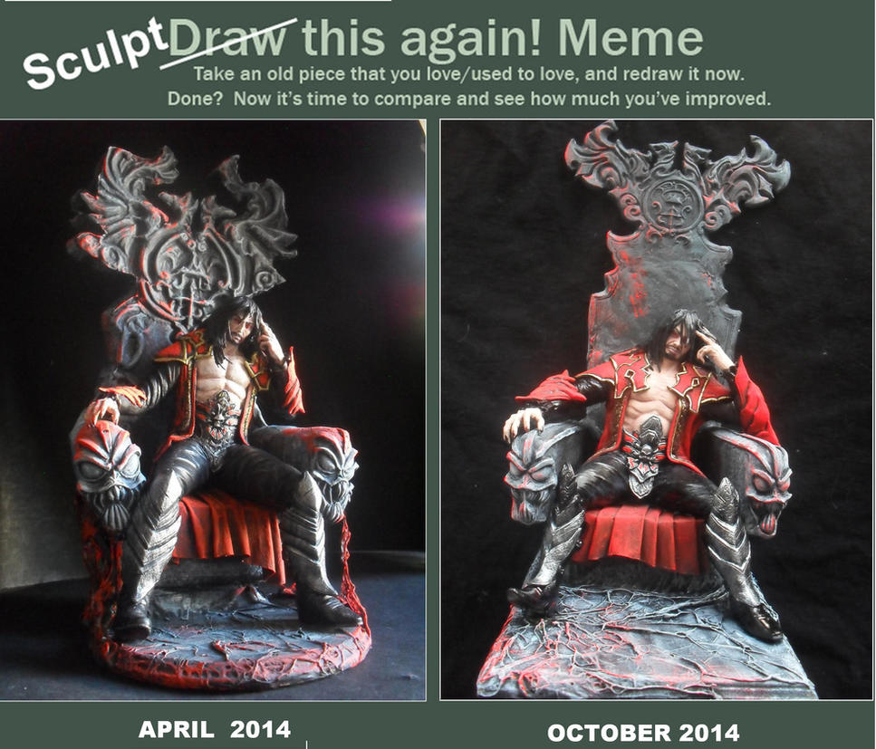 Sculpt this again by JOPUTAPELIRROJO