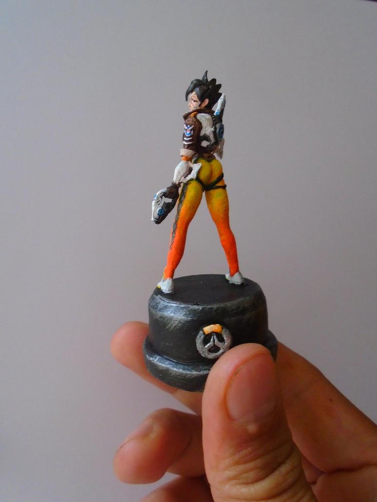 Mini Tracer Overwatch by JOPUTAPELIRROJO