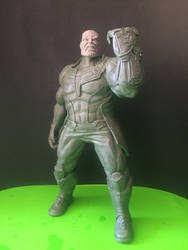 Thanos by JOPUTAPELIRROJO