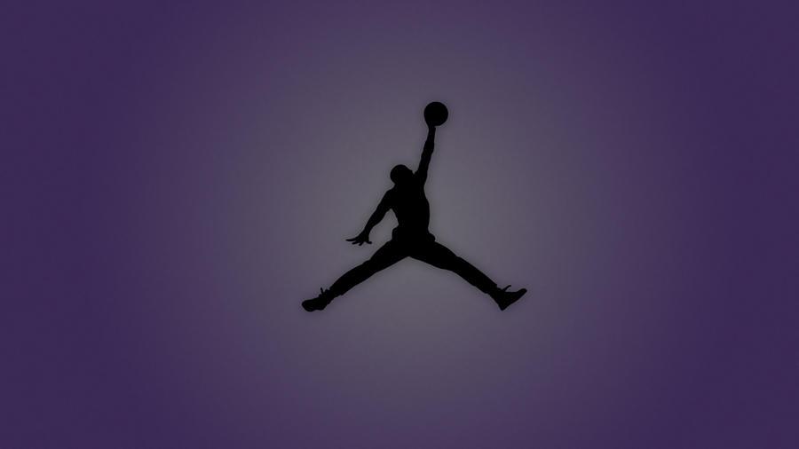 Jordans Logo Wallpaper...