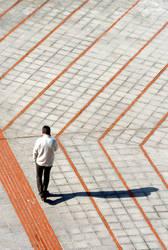 Walking between the lines