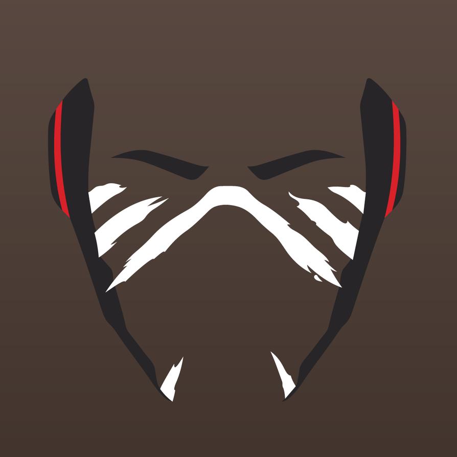 Overwatch - Doomfist [Player Icon] by YoshinoYoshie