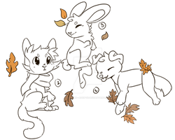 + Autumn YCHs (OPEN) +