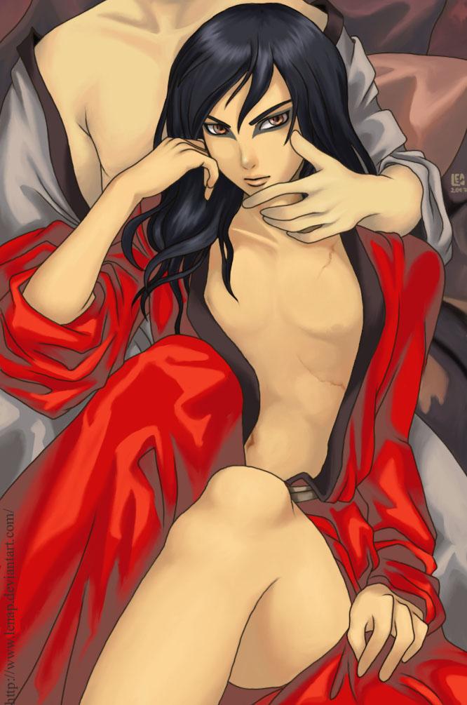 fanclub  orochimaru si es gay Sexy_Orochimaru_by_Lenap