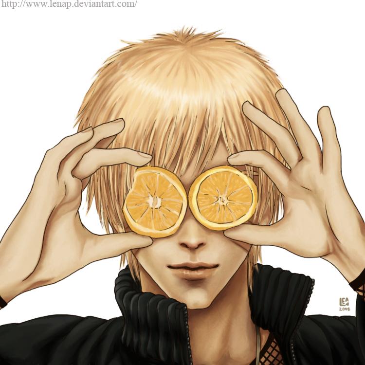 Naruto by Lenap