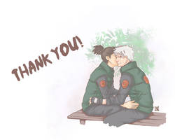 Thank you by Lenap