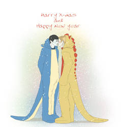 from Jim and Spock