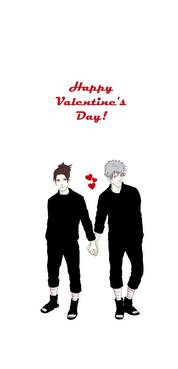 KashiIru Happy Valentine's Day! by Lenap