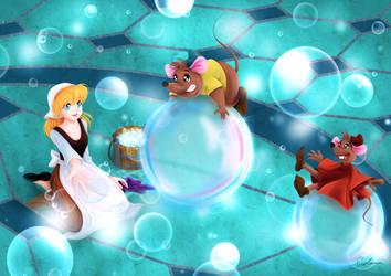 Cinderella - Contest Entry by SvetlankaArt