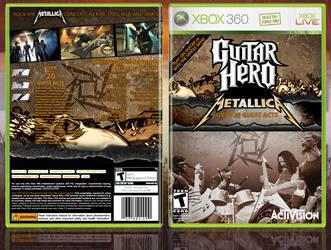 Guitar Hero Metallica by xGameGuy360x
