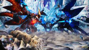 Devil May Cry 5 - Nero Devil Trigger vs Vergil