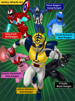 Mighty Morphin Marvel Heroes