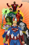 Justice League of Marvel
