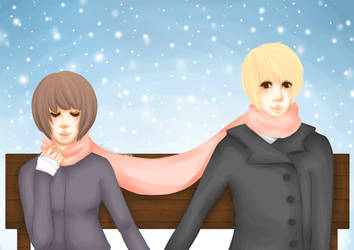 Winter is YouandMe by aestate