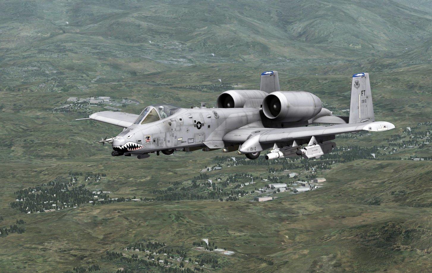 Digital Combat Simulator - A-10C by skyhawkmlt on DeviantArt