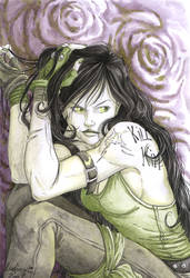 Gift : Shego by Ludimie