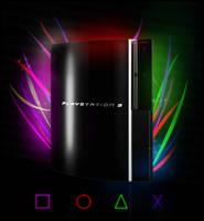 Playstation 3 by azeitonaa