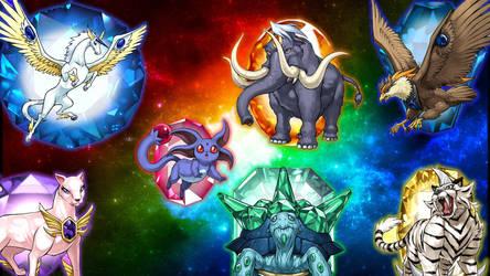 Crystal Beasts
