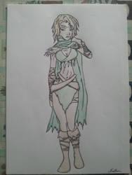 Liliana the Ranger