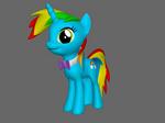 .:Gift:. rainbow sparkle oc's 3d