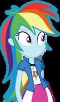Mlp EqG 3 rainbow dash (...) #2 vector by luckreza8