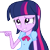 twilight sparkle EqG 3 (pick that the second) plz by luckreza8