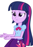 Mlp EqG 3 twilight sparkle (hmm... here?) vector