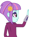 Mlp EqG 3 sunny flare (yes) vector