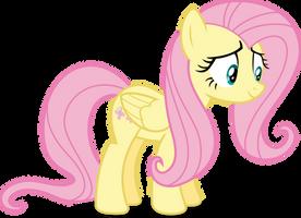 Mlp Fim fluttershy (happy #2) vector by luckreza8
