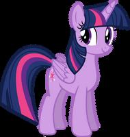 Mlp Fim twilight sparkle (...) #3 vector by luckreza8