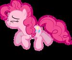 Mlp Fim pinkie pie (yeah!) vector
