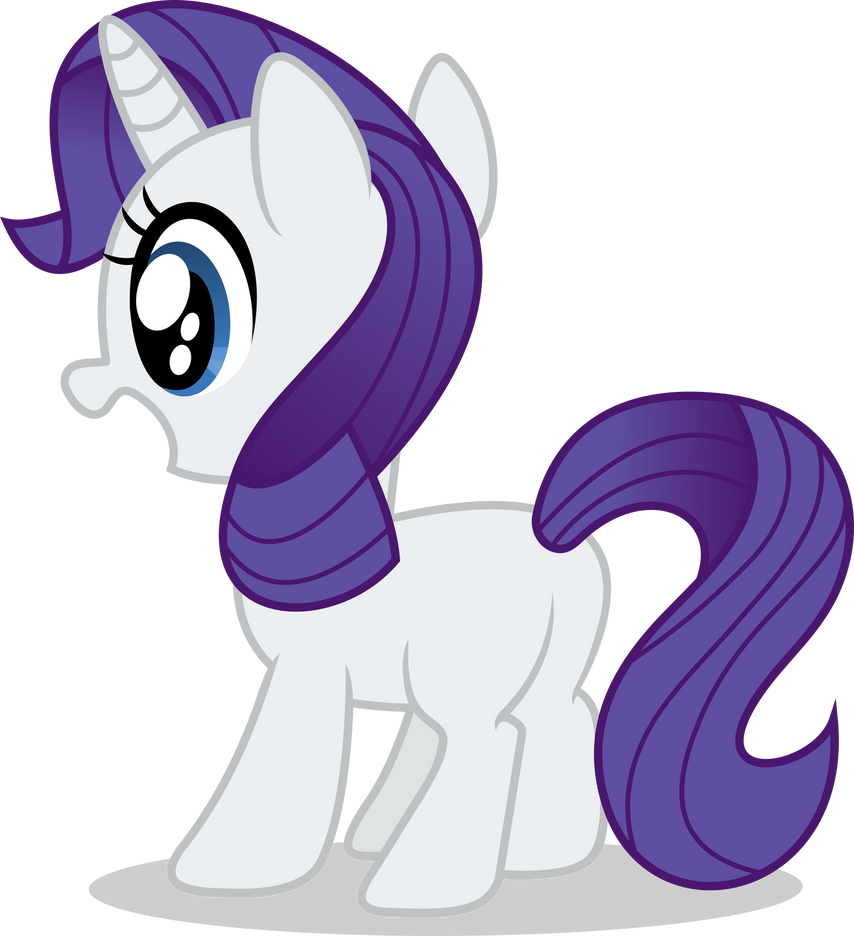 Mlp Filly Rarity | www.pixshark.com - Images Galleries ...