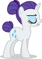 Mlp Fim rarity (ignore) vector by luckreza8