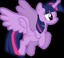Mlp Fim twilight sparkle (...) #4 vector by luckreza8