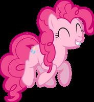 Mlp Fim Pinkie Pie (yeah) vector by luckreza8