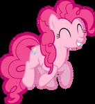 Mlp Fim Pinkie Pie (yeah) vector