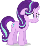 Mlp Fim Starlight Glimmer (worry) vector
