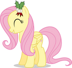 Mlp Fim Fluttershy (happy#2) vector