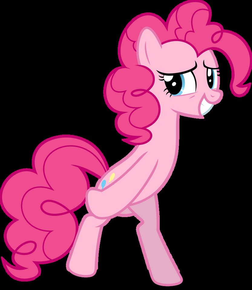 Mlp Fim Pinkie Pie (dancing) vector by luckreza8 on DeviantArt