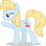 pony unknown name #1 (...) vector