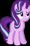 Mlp Fim Starlight Glimmer (unhappy) vector