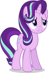 Mlp Fim Starlight Glimmer (unhappy) vector