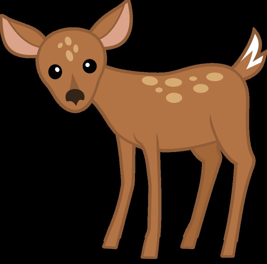 Mlp EqG 4 Resources (deer) vector by luckreza8