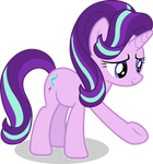 Mlp Fim Starlight Glimmer (i may help you) vector