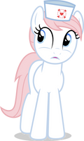 Mlp Fim Nurse Redheart (...) vector by luckreza8