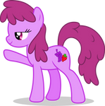 Mlp Fim Berry Punch (...) vector
