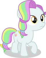 Mlp Fim Coconut Cream (...) vector by luckreza8