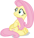Mlp Fim Fluttershy (...) vector #4